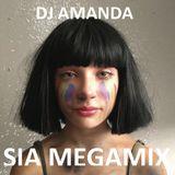 DJ AMANDA - SIA MEGAMIX