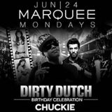 Chuckie - Live at Dirty Dutch Birthday Celebration, Marquee Nightclub (Las Vegas) - 25.06.2013