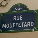 A night in Mouffetard