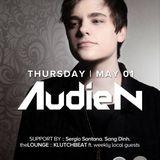 Audien  - Live At Beta Nightclub, NRG Thursdays (Denver) - 01-May-2014