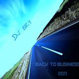 DJ Bry Back To Business Mix 2011
