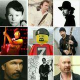 The Edge y sus momentos.