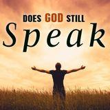Psalm 119 & Ephesians 1&3 — Does God Still Speak?