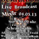 El Gringo Loco @ Hard Destruction 04.05.2013