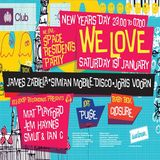 James Zabiela - live at Ministry of Sound in London, UK (2011.01.02.)