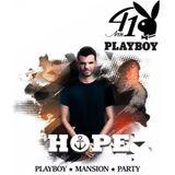 HOPE live set @ Playboy Mansion Floripa