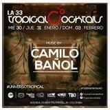 Dj set 013 Tropical Cocktails Medellin