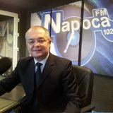 Clujul in Direct la Napoca FM- 21.04.2016- Emil Boc primarul Clujului