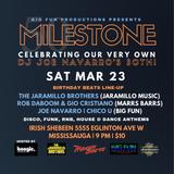 BDAY SET @ MILESTONE #50 (MARCH 23 2019)