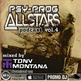 Psy-Prog Allstars podcast # 4 with Dj Tony Montana [MGPS 89,5 FM] 25.06.2016