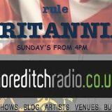 Britannia Music Radio Show on Shoreditch Radio with Demons of Ruby Mae