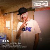 27th January '18 | Reprezent Radio w/ DJ E1D