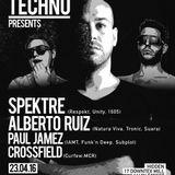 Hidden nightclub 23.04.16 // Spektre // Alberto Ruiz