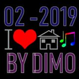 "I.Love.House.Music   """"Winter  D.F.P Chart """" Unmixed-02/2019"