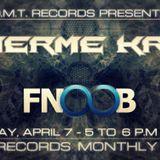 GUILHERME KRAUSE-LABEL DJ @ DMT RECORDS (BRAZIL)-FNOOB TECHNO RADIO