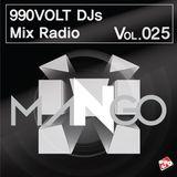 990VOLT DJS MIX RADIO #VOL.025 *DJ MANGO*