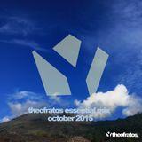 Theofratos Essential Mix - October 2015