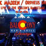 Spark Madden/Orpheus Digital Live @ the backstage 5-2-15 part 3