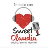 In radio con Sweet Claudia del 22 ottobre 2018