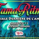 TamaRitmo - Dernière de l'année 2016
