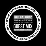 Different Drumz Radio. Guest mix by Templab on Thursday Sessions Show. May 2016.