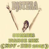 Dj Stera -Summer Dance Mixtape ( NOV - Dec 2015 mix)