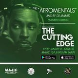 """The Afromentals Mix #96 by DJJAMAD featured on MAJIC 107.5 FM during Derek Harper's """"Cutting Edge"""""""