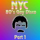 NYC 80's Gay Disco part 1