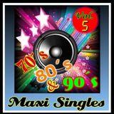 Maxi Singles 70,80 & 90s Vol.5
