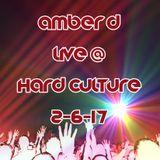 Amber D live @ Hard Culture