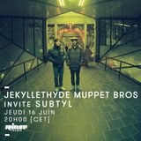 Jekyll & Hyde Invite Subtyl - 16 Juin 2016