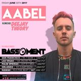 The Bassment w/ AABEL 6.30.17