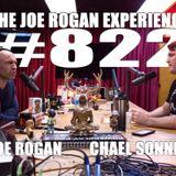 #822 - Chael Sonnen