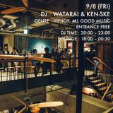 DJ Lounge 0908 DJ WATARAI & KEN-SKE