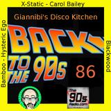 The Rhythm of The 90s Radio - Episode 86