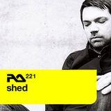 RA.221 Shed