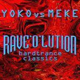 Yoko vs Meke – Rave'O'Lution