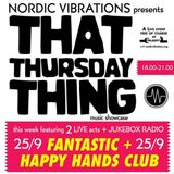 That Thursday Thing feat. Fantastic + Happy Hands Club - 14.09.25