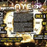 PHUTURE BEATZ VS UPRISING NYE 2014 DJ SY MC JD WALKER