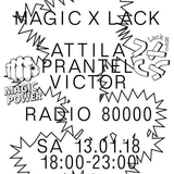 "Studio Session ""Lack Rec. vs Magic Power"" w/ Jonas Palzer, Attila & Victor"