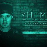 <HTML> BANGING Techno show - Davie Murray - 10th November 2018