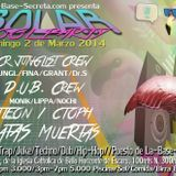 Nochi & MC Cybertron LIVE AT @ SOLAR-Pool party (D.U.B) 03-02-2014.