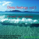 DEEP FEELINGS VOL.5 MIXED JAVI ROBLES