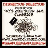 SAMPLE EXAMPLE SHOW: 90's RNB/SLOW JAM CLASSICS