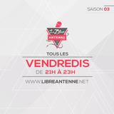 LA LIBRE ANTENNE DE CHRIS - REPLAY - EMISSION DU 18 SEPTEMBRE 2015 - SAISON03