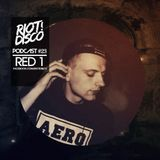 Riot Disco Podcast #23: Red1