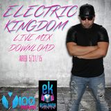 DJ Kris Prime-Electrick Kingdom mix on Y100-5-31-15 part 2