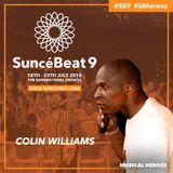 Suncebeat Musical Heroes Mix #9 Colin Williams
