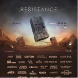 Dubfire @ Ultra Music Festival Miami, Resistance Stage Day 2 - 25 March 2017
