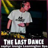 DJ Ben Fisher @ Zepher Lounge ( Leamington Spa ) 16th June 2018